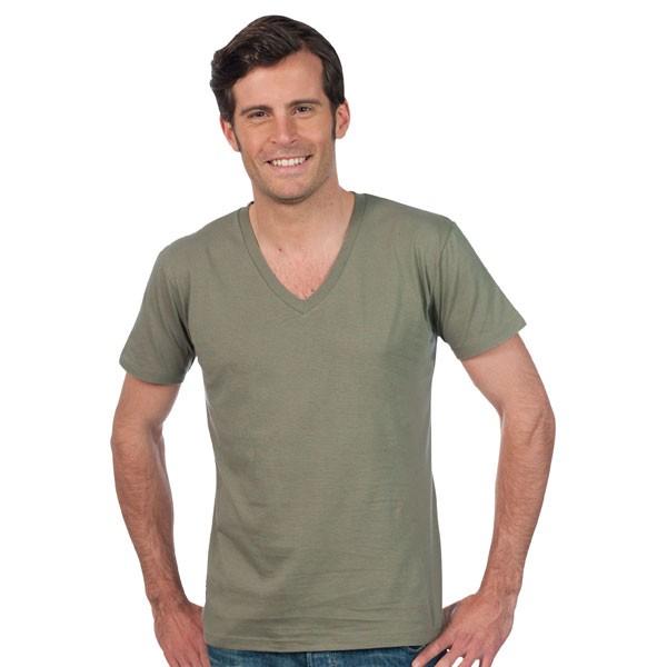 tee shirt homme master col v tee shirt publicitaire col v. Black Bedroom Furniture Sets. Home Design Ideas