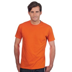 Imperial - Tee-Shirt Homme col rond couleur