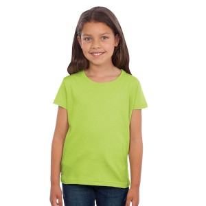 Cherry - Tee-shirt Fillette Couleur